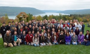Retreat Group Shot