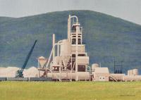 John C. Wenrich, Asphalt Plant, Painted Post, N.Y.