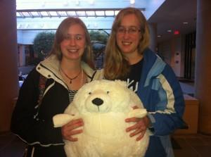 Big Bear visits the MAG