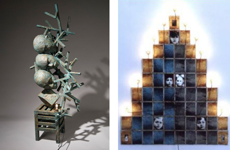 Mitchell Messina Inspired by Christian Boltanski