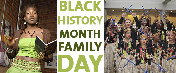 Black History Month Family Day
