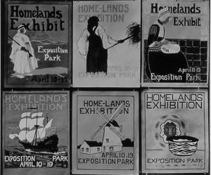 Posters by Public School Pupils