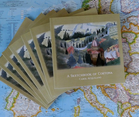 A Sketchbook of Cortona
