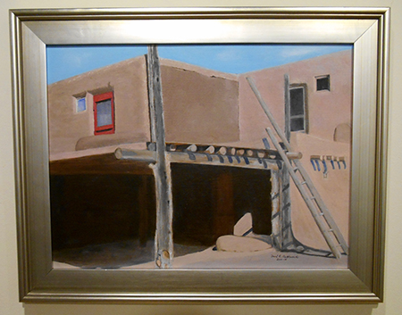 David ShuttleWorth, Red Door Taos Pueblo