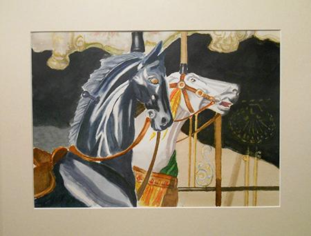 Liz Billing, Carousel