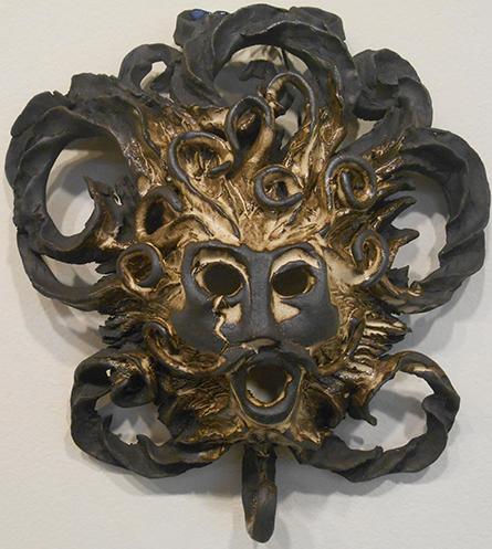 Jason Ferguson, Hanging Mask