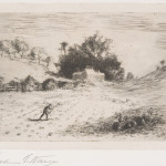 Untitled drawing by Frederick T. Vance, ca. 1880