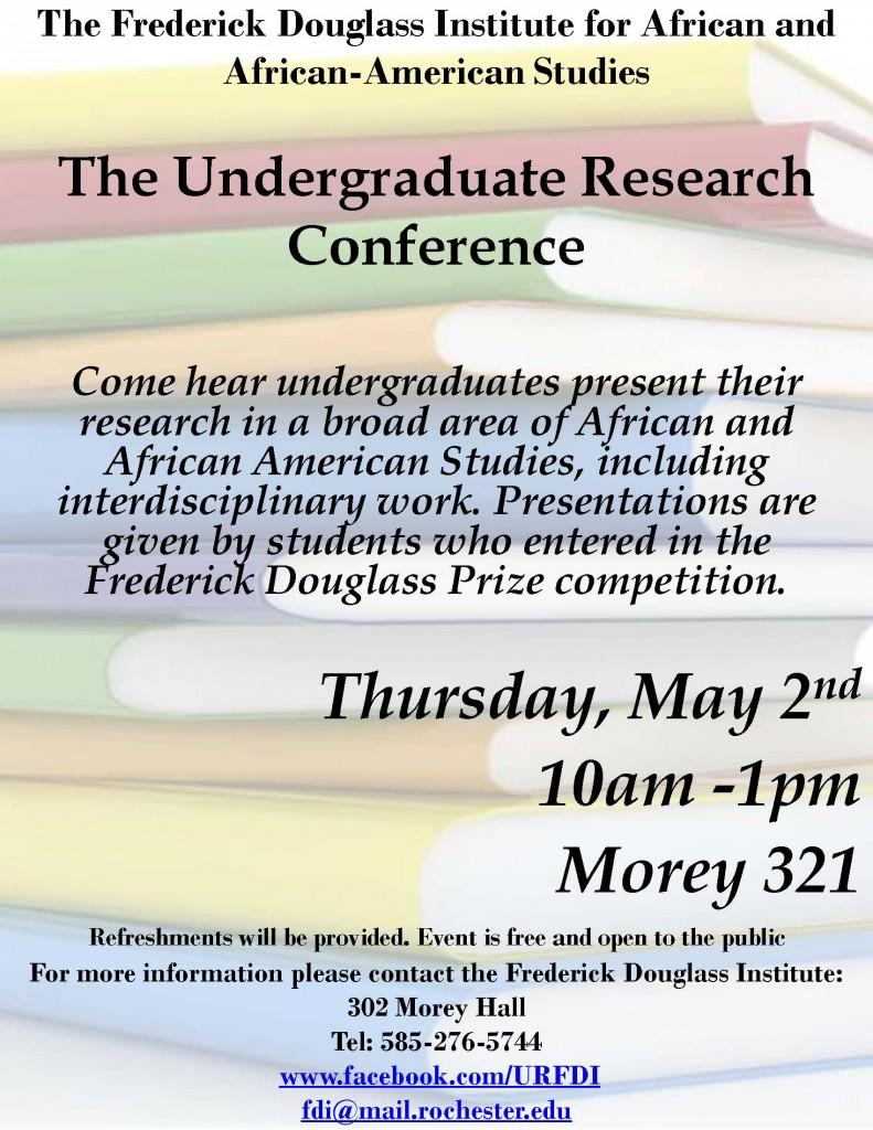 FDI Undergraduate Conference