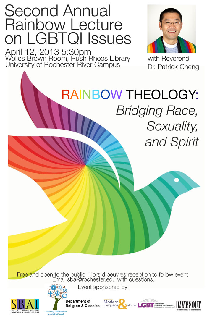 Rainbow Lecture 2013