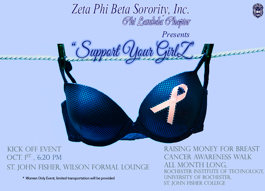 Breast Cancer Event Bra Image