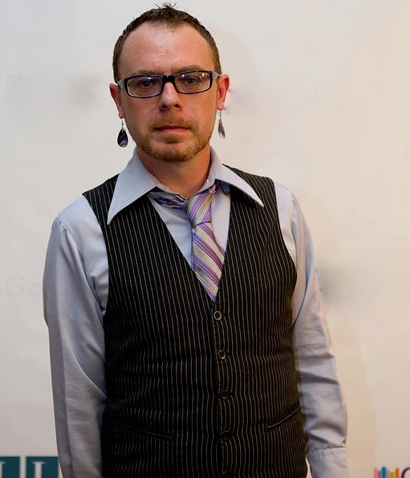 Qwo-Li Driskill, Assistant Professor of Queer and Women's Studies at Oregon State University