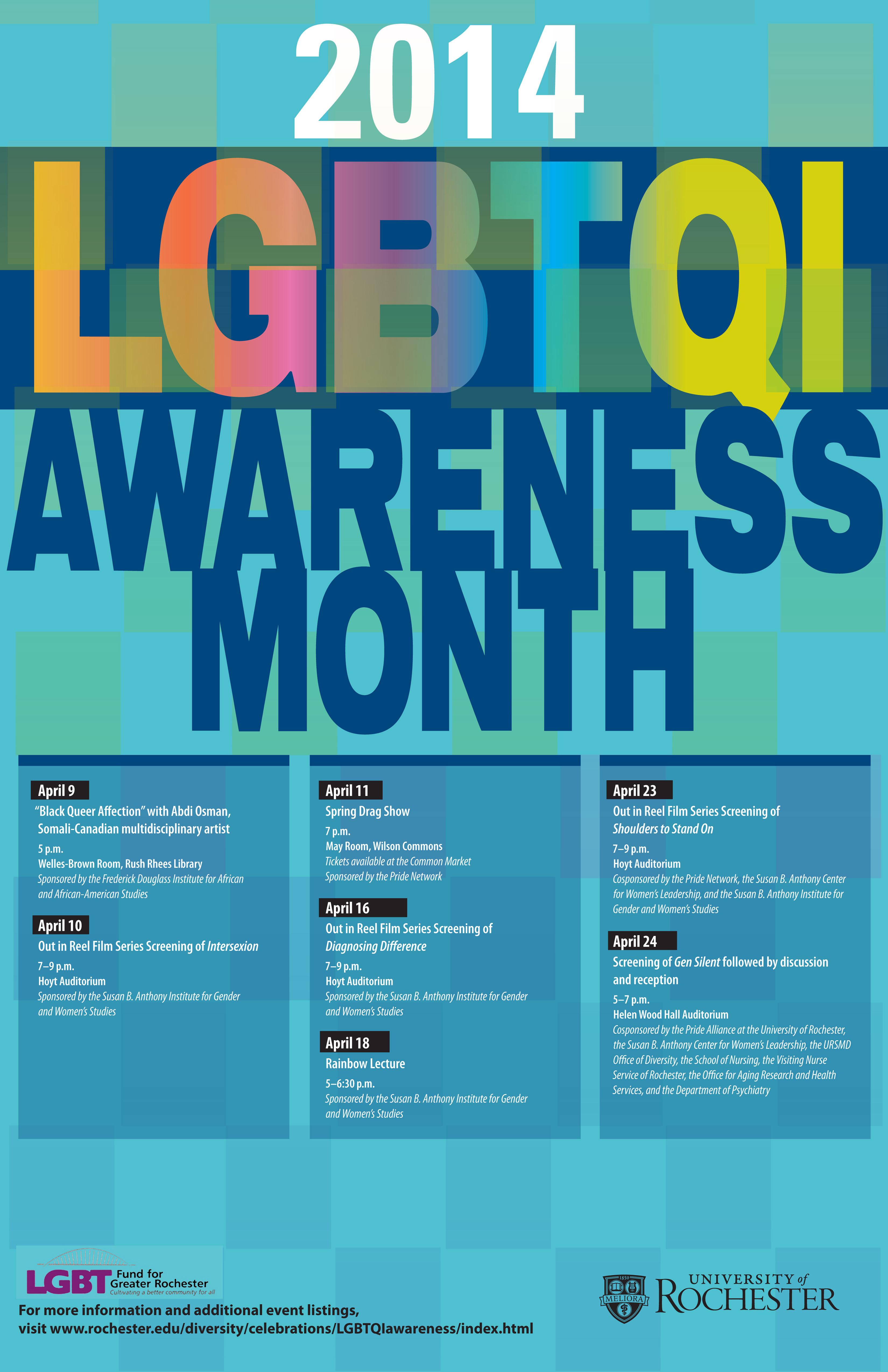 LGBTQI Awareness Month