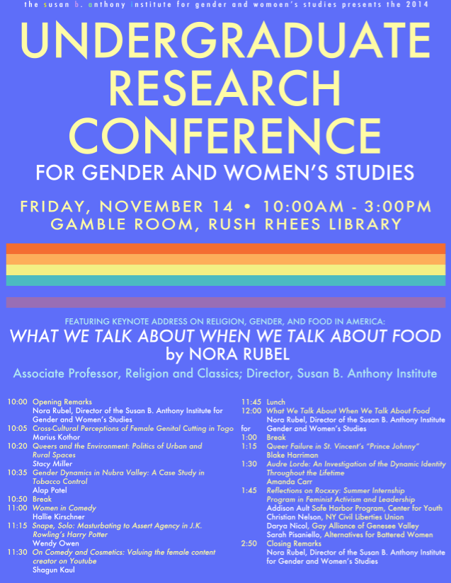 SBAI Undergrad Research Conference