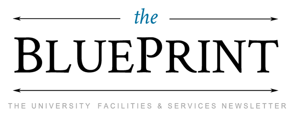 The blueprint university facilities and services newsletter site logo malvernweather Images