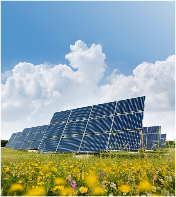 Happy Birthday Electric Production Solar Panels The