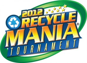 RecycleMania 2012 logo