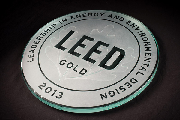 O Brien Hall Earns Leed Gold Certification