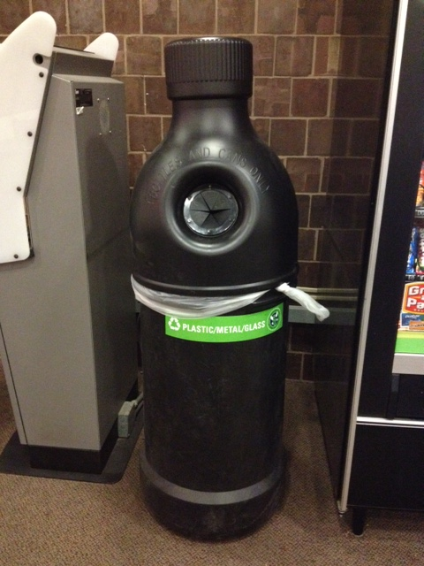 New Recycling Opportunities Added To Campus The Green