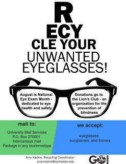 eyeglass recycling MC