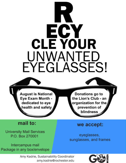 Eyeglass Frames Rochester Ny : AUGUST EYEGLASSES COLLECTION