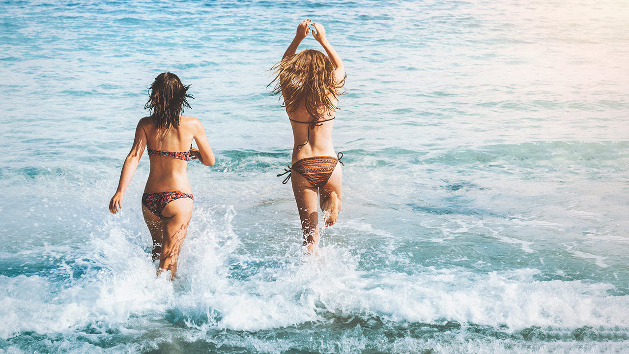 Sustainable Swimwear for the 4th of July