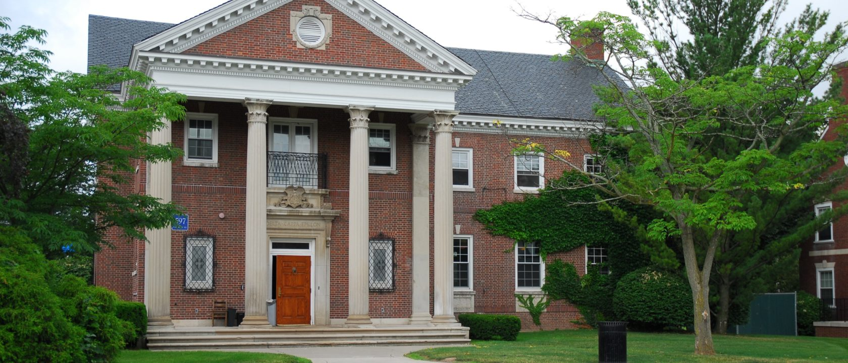 Four Years of Savings Adds Up for Fraternity Quad Utilities Conversion
