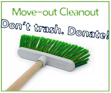 Move-out Cleanout Logo