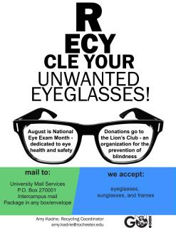 eyeglass recycling MC