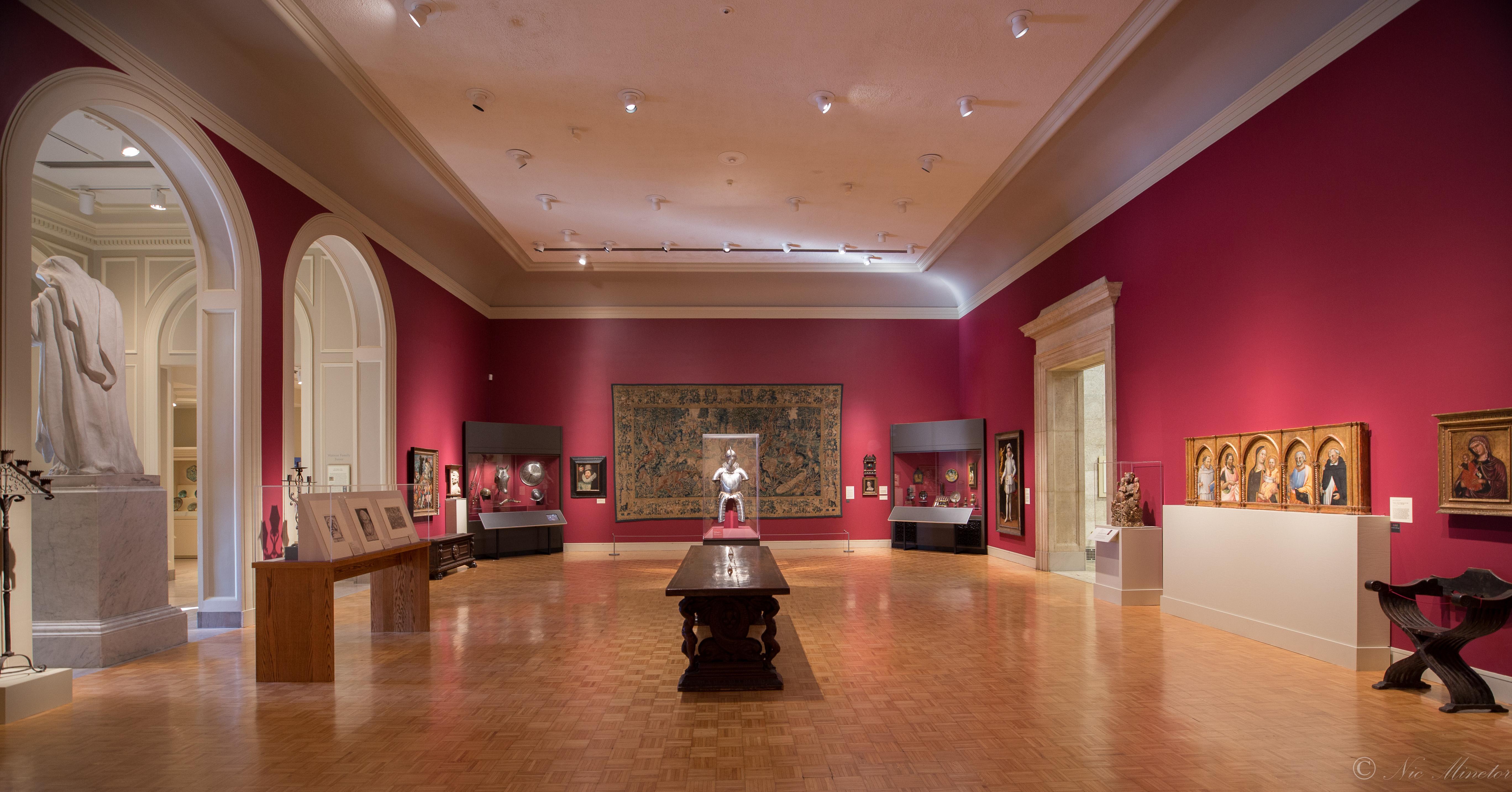 Memorial Art Gallery Lighting Updates The Green Dandelion