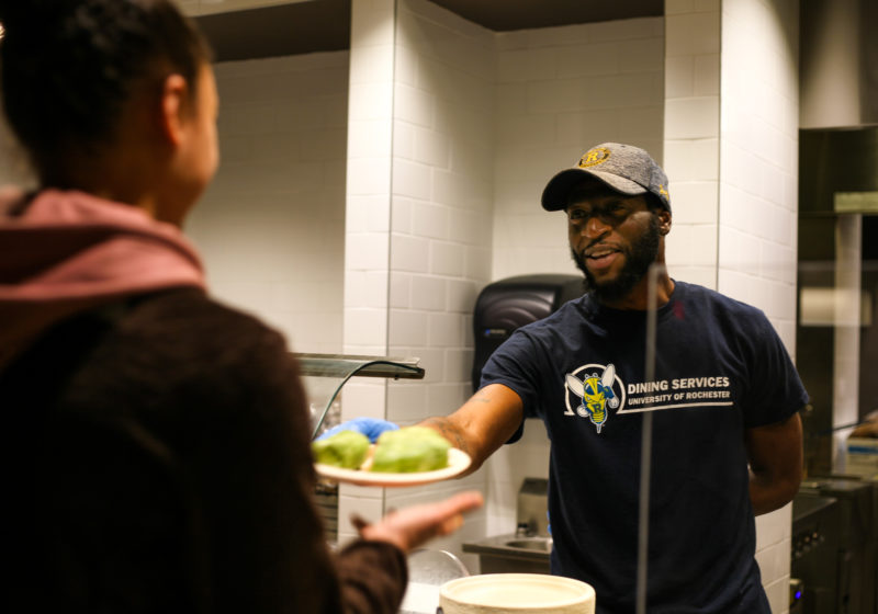 Encouraging Career Development and Entrepreneurship in Dining