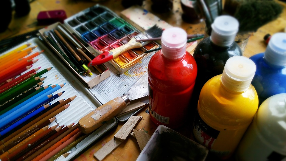 Tips for Sustainable Artwork