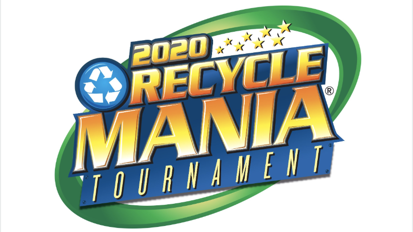 logo for Recyclemania 2020