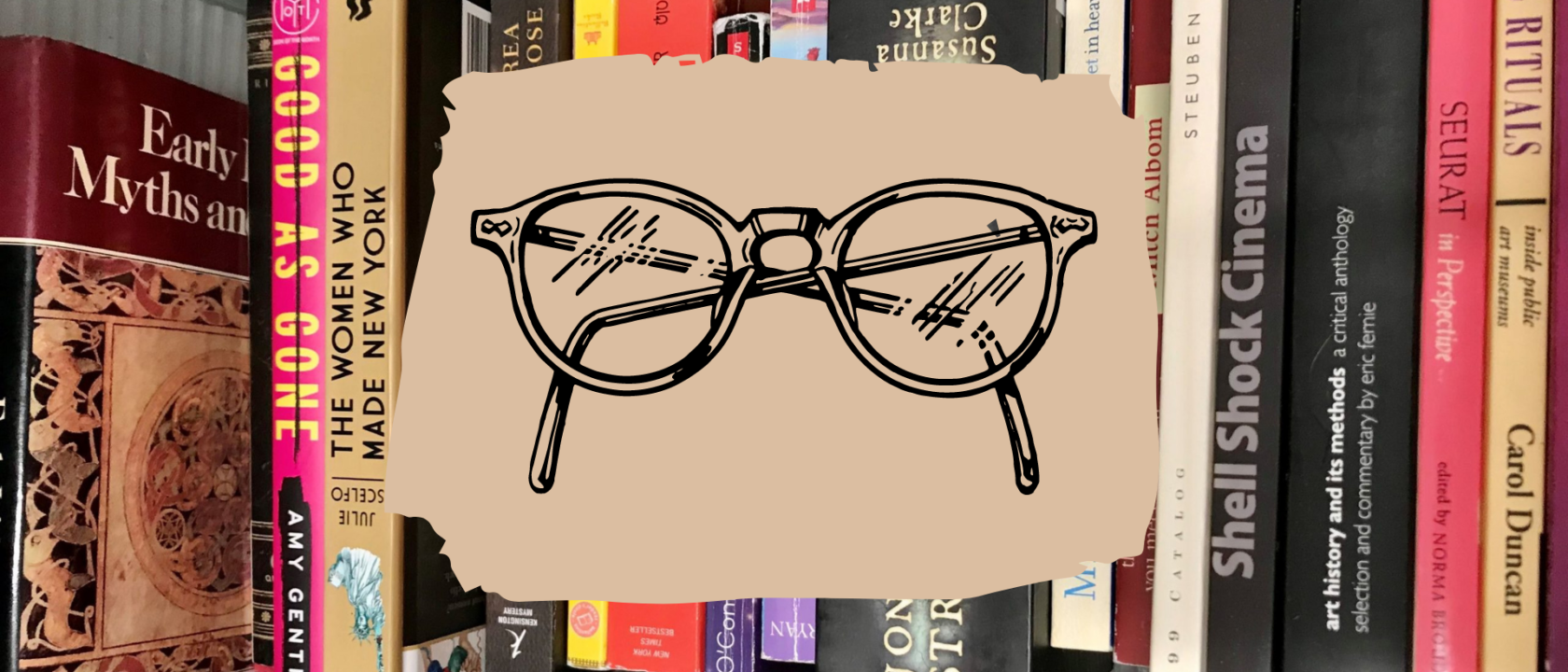 December Book Drive Results and Upcoming Eyeglasses Collection