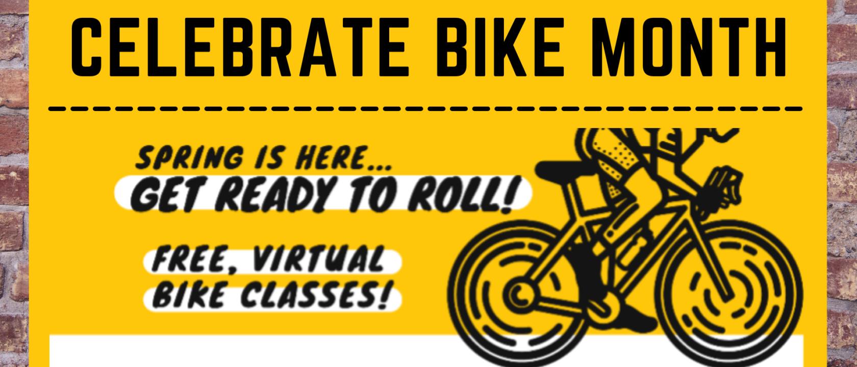University Honors National Bike Month