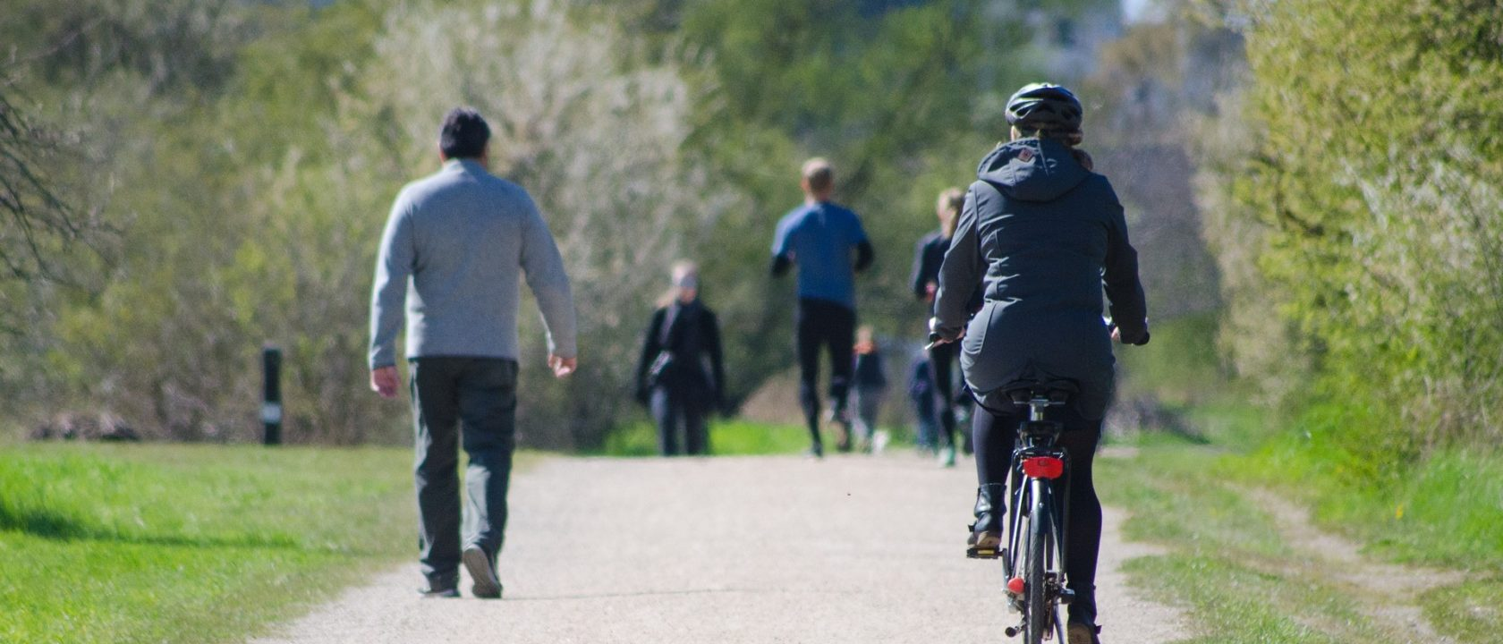 Roll into Spring with Bike Education Classes