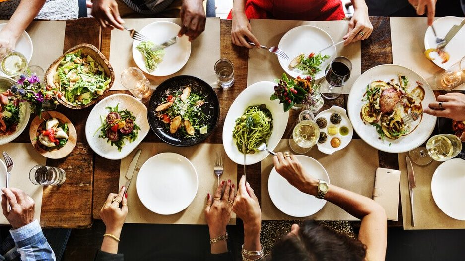 Dining Out with Sustainability in Mind